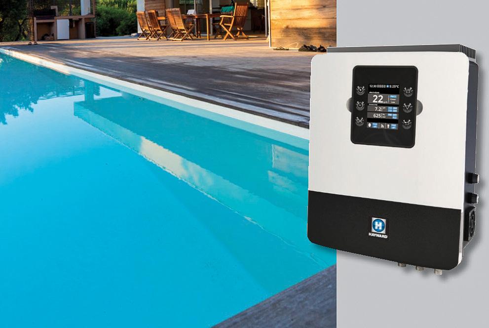 Vista tecnica impianto a sale per piscina MsPiscine